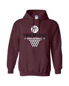 Tremont MS Basketball Hooded Sweatshirt