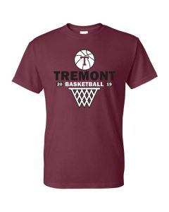 Tremont MS Basketball DryBlend Team Shirt - Required
