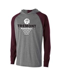 Tremont MS Basketball Echo Hoodie