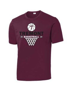 Tremont MS Basketball PosiCharge Competitor T-shirt