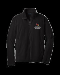 ISU Division Of Student Affairs Men's Microfleece Jacket