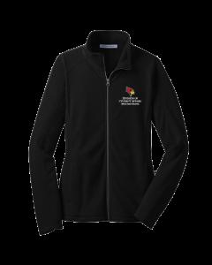 ISU Division Of Student Affairs Ladies Microfleece Jacket