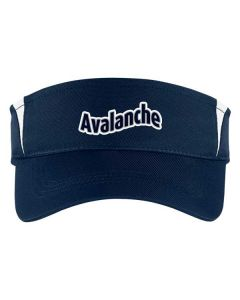 BNGSA Avalanche Dry Zone Colorblock Visor