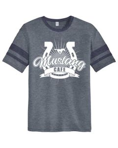 Ridgeview Mustang Cafe Sideline Vintage T-shirt