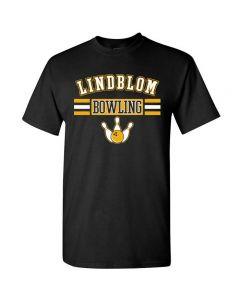 Lindblom Bowling Short Sleeve Tee