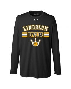 Lindblom Bowling Long Sleeve Under Armour Tee