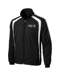 SOILL Regional Colorblock Raglan Jacket