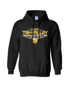 Tri-Valley HS Boys Basketball Hooded Sweatshirt