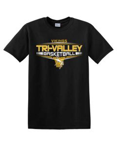 Tri-Valley HS Boys Basketball T-shirt