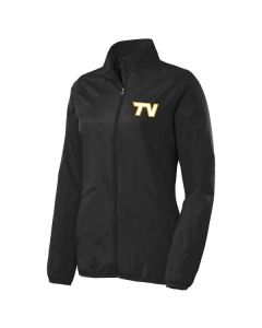 Tri-Valley HS Boys Basketball Ladies Zephyr Full-Zip Jacket
