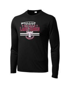 Tremont HS Girls Basketball Long Sleeve PosiCharge Competitor T-shirt