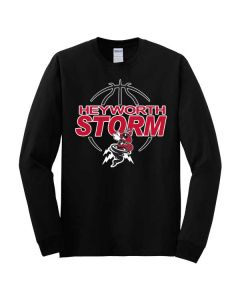 Heyworth Storm Cotton Long Sleeve T-shirt