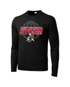 Heyworth Storm PosiCharge Competitor Long Sleeve T-shirt