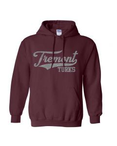 Tremont PTO Hooded Sweatshirt - Glitter