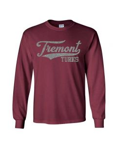 Tremont PTO Long Sleeve Tee - Glitter