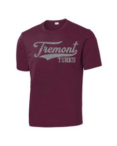 Tremont PTO Short Sleeve Performance Tee - Glitter
