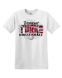 Tremont MS Volleyball Cotton T-shirt