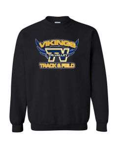 TVMS Track and Field Crewneck Sweatshirt
