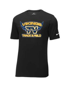 TVMS Track and Field Nike Core Cotton Tee