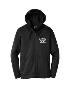 TVMS Track and Field Nike Therma-FIT Full-Zip Fleece Hoodie