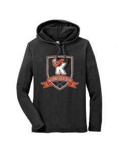 Kingsley JH Spirit Wear Long Sleeve Hooded Tee