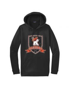 Kingsley JH Spirit Wear Performance Hooded Sweatshirt