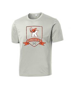 Kingsley JR Spirit Wear Short Sleeve Performance Tee