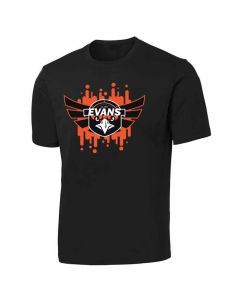 Evans JH Spiritwear Short Sleeve Performance Tee