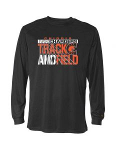 Chiddix JH Track Long Sleeve Dri Fit Tee