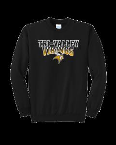 Tri-Valley Staff Crewneck Sweatshirt