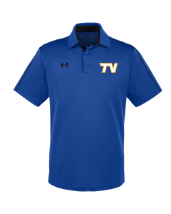 Tri-Valley Staff Under Armour Mens Polo