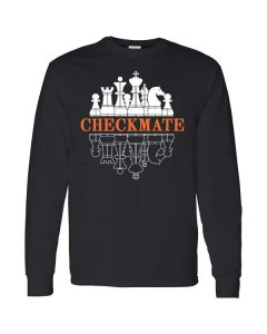 Franklin HS Chess Long Sleeve Cotton T-shirt