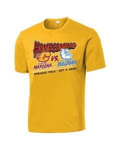 Clinton HS Homecoming PosiCharge Competitor Tee