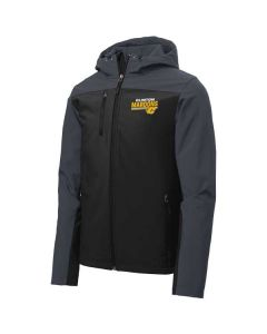 Clinton Athletic Boosters Men's Soft Shell Jacket