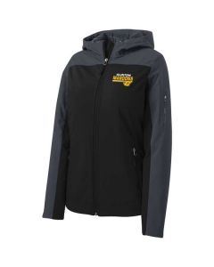 Clinton Athletic Boosters Ladies Soft Shell Jacket