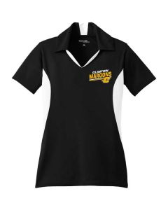 Clinton Athletic Boosters Ladies Performance Polo