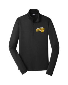 Clinton Athletic Boosters Performance 1/4 Zip