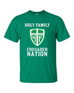 Holy Family Short Sleeve Cotton T-Shirt