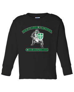 Holy Family Toddler Long-Sleeve T-Shirt
