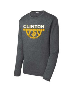 Clinton HS Girls Basketball Dri-Fit Long Sleeve T-shirt