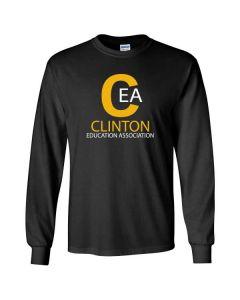 Clinton Education Association Long Sleeve Tee