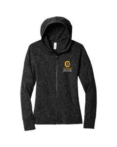 Clinton Education Association Ladies Lightweight Full Zip Jacket