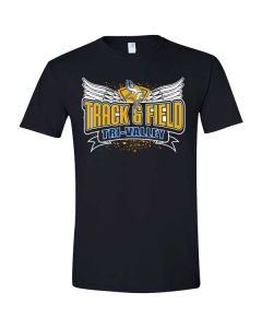 Tri-Valley HS Track and Field Performance Core T-shirt