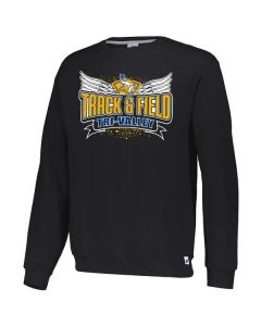 Tri-Valley HS Track and Field Dri-Power Fleece Crew Sweatshirt