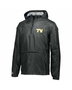 Tri-Valley HS Track and Field Range Packable Pullover