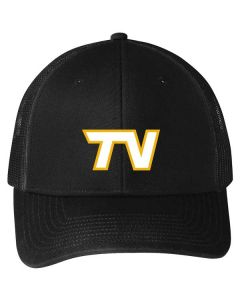 Tri-Valley HS Track and Field Snapback Trucker Cap