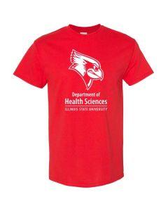 ISU Department of Health Sciences Short Sleeve Tee