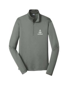 Lockport HS Lacrosse Lightweight 1/4 Zip Pullover