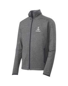 Lockport HS Lacrosse Full Zip Performance Jacket