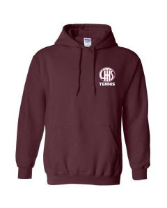 Lockport HS Tennis Hooded Sweatshirt